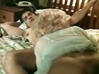 Amazing Amateur movie with MILF, Blonde scenes