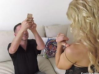 Alix Teaches Her Cheating Boyfriend a Lesson