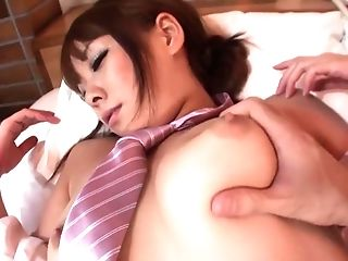 Hottest pornstar in crazy asian, creampie xxx clip