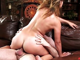 Bea has a perfect pair of buttocks and looks awesome while riding