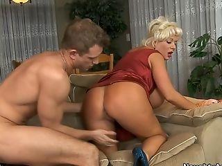 Claudia Marie & Bill Bailey in Seduced by a Cougar