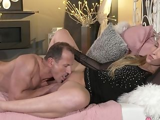 Exotic pornstars George, Jenny S in Incredible Cumshots, Small Tits xxx clip