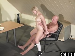 69, Barely Legal, Blowjob, Dick, Felching, Old, Old And Young, Riding, Teen,