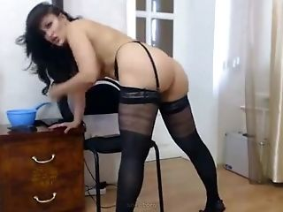 Fabulous Homemade movie with Rimming, Brunette scenes