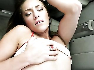 Unbelievably hot tramp Kirsten Lee loves her fuck buddy in this hardcore session