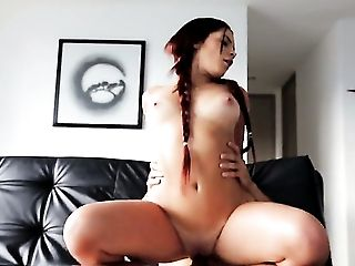 Tattoos porn diva cant live a day without getting her mouth fucked by hard cocked guy