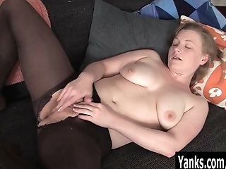 Amateur, Ass, Big Tits, Blonde, Fingering, Fondling, Hairy, HD, Lingerie, Masturbation,