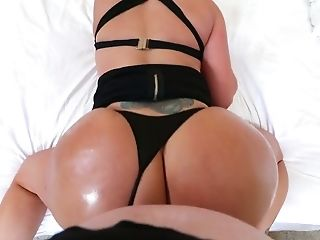 Fucking hot POV clip starring mega busty whore Eva Notty